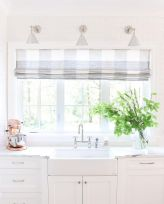 Most popular grey and white kitchen curtains ideas 37