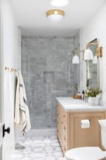 Most popular mid century modern bathroom lighting 03