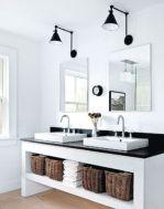 Most popular mid century modern bathroom lighting 24