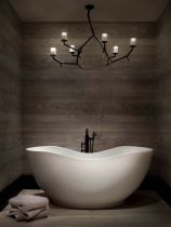 Most popular mid century modern bathroom lighting 30