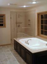 Popular master bathroom design ideas for amazing homes 06