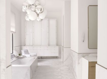 Popular master bathroom design ideas for amazing homes 45