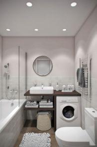 Popular master bathroom design ideas for amazing homes 51