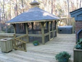 Relaxing gazebo design ideas you can copy 03