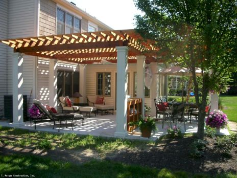 Relaxing gazebo design ideas you can copy 17