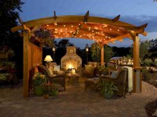 Relaxing gazebo design ideas you can copy 18