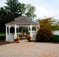 Relaxing gazebo design ideas you can copy 22