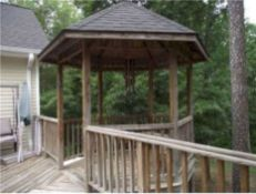 Relaxing gazebo design ideas you can copy 25
