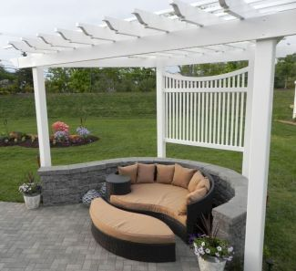 Relaxing gazebo design ideas you can copy 36