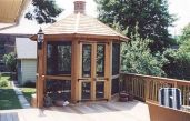 Relaxing gazebo design ideas you can copy 40