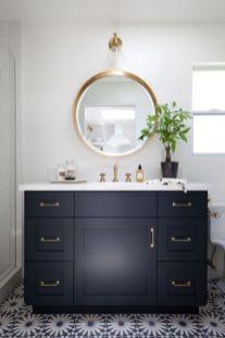 Stunning bathroom mirror decor ideas 05
