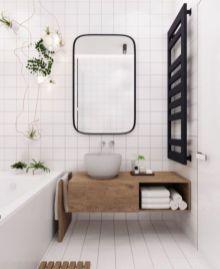 Stunning bathroom mirror decor ideas 19