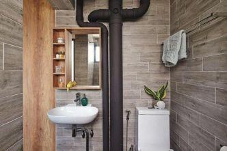 Stunning bathroom mirror decor ideas 49