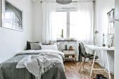 Stunning minimalist bedroom ideas on a budget 17