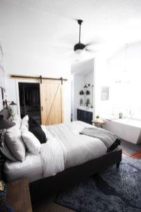 Stunning minimalist bedroom ideas on a budget 30