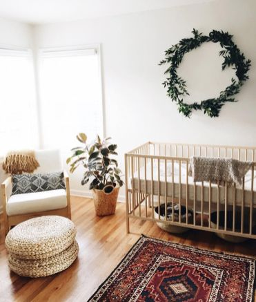 Stylish baby room design and decor ideas 01