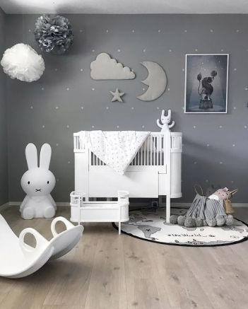 Stylish baby room design and decor ideas 02