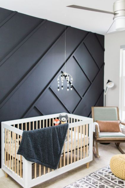 Stylish baby room design and decor ideas 06