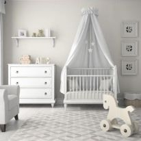 Stylish baby room design and decor ideas 16
