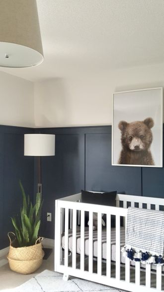 Stylish baby room design and decor ideas 19