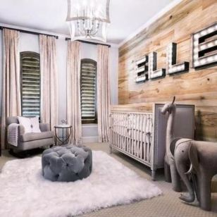 Stylish baby room design and decor ideas 35