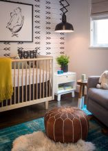 Stylish baby room design and decor ideas 38