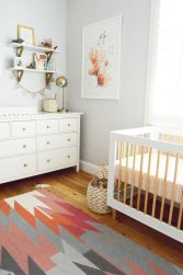 Stylish baby room design and decor ideas 39