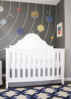 Stylish baby room design and decor ideas 45