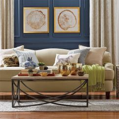 Stylish gold living room design ideas you will love 04