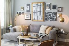 Stylish gold living room design ideas you will love 25