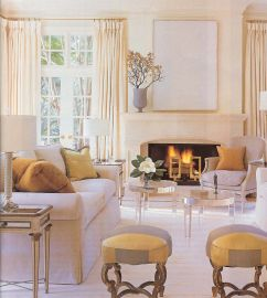 Stylish gold living room design ideas you will love 39