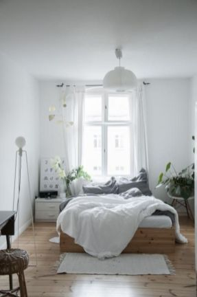 Totally inspiring scandinavian bedroom interior design ideas 08