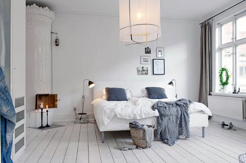 Totally inspiring scandinavian bedroom interior design ideas 10