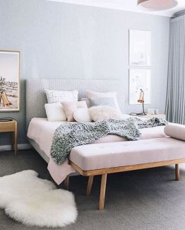 Totally inspiring scandinavian bedroom interior design ideas 20