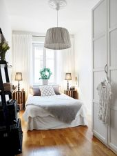 Totally inspiring scandinavian bedroom interior design ideas 25