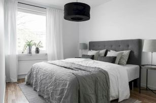 Totally inspiring scandinavian bedroom interior design ideas 34