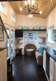 Unusual tiny living room design ideas for tiny house 06