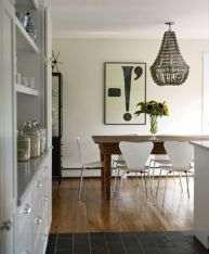 Amazing dinning room ideas with natural farmhouse style 04
