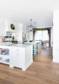 Amazing dinning room ideas with natural farmhouse style 13