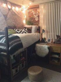 Beautiful dorm room organization ideas 30