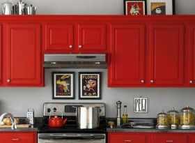 Creative kitchen cabinets makeover ideas 24