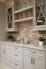 Creative kitchen cabinets makeover ideas 35