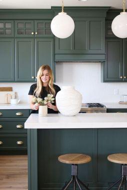 Creative kitchen cabinets makeover ideas 44