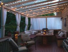 Fabulous porch design ideas for backyard 07