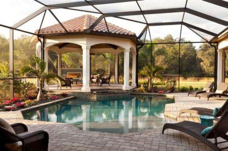 Fabulous porch design ideas for backyard 22