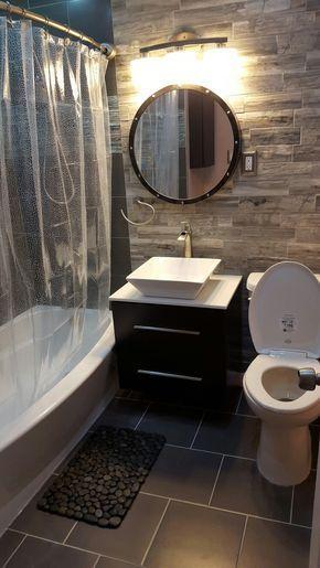 Fabulous small farmhouse bathroom design ideas 14