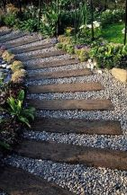 Great front yard rock garden ideas 38