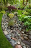 Great front yard rock garden ideas 53