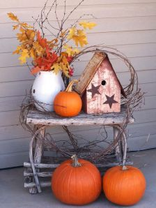 Modern diy autumn decorations to fall for this season 21