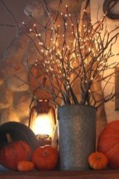 Modern diy autumn decorations to fall for this season 30